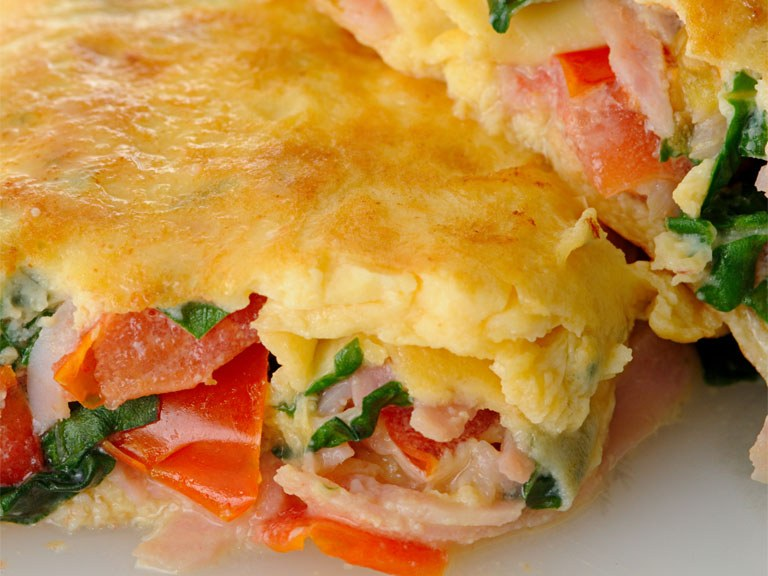 mexican style omelet